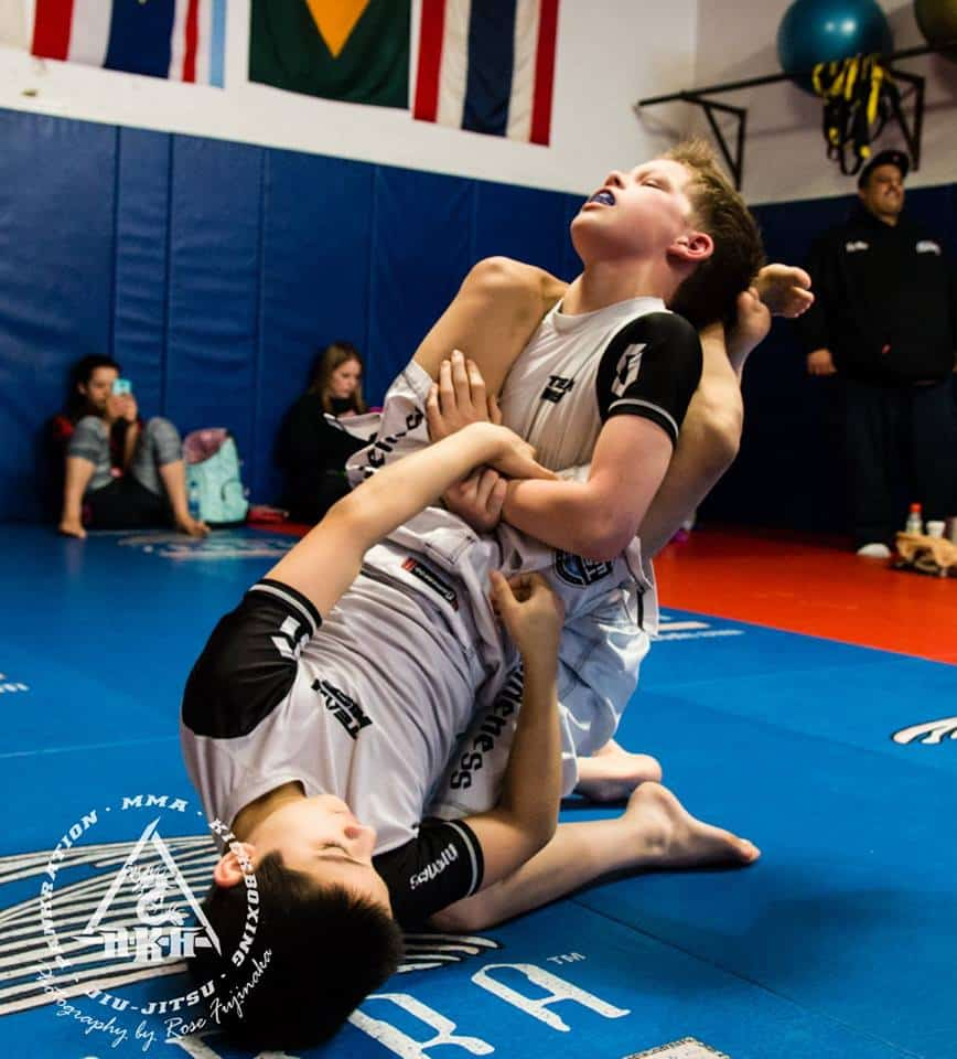 How to avoid a neck injury in Jiu Jitsu.